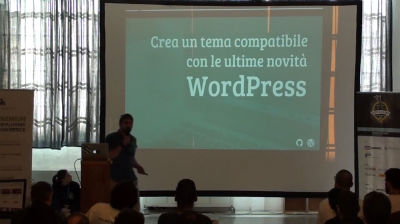 Andrea Barghigiani: Crea un tema compatibile con le ultime novità in WordPress