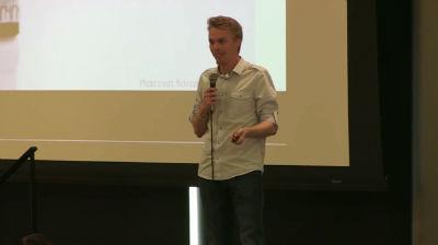 Morten Rand-Hendriksen: Why WordPress