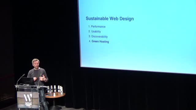 Jack Lenox: How better performing websites can help save the planet?