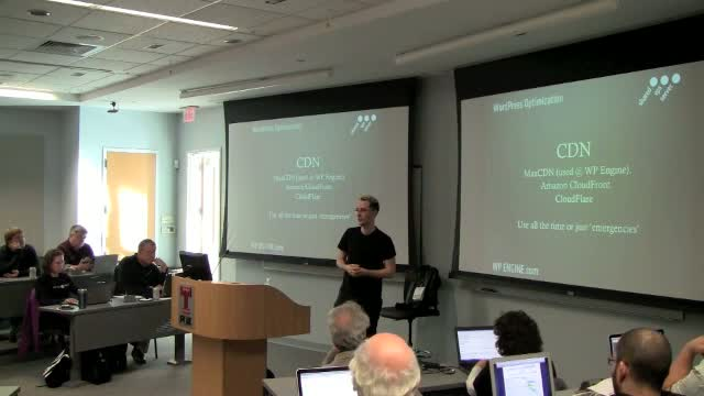 Ben Metcalfe: WordPress Optimization