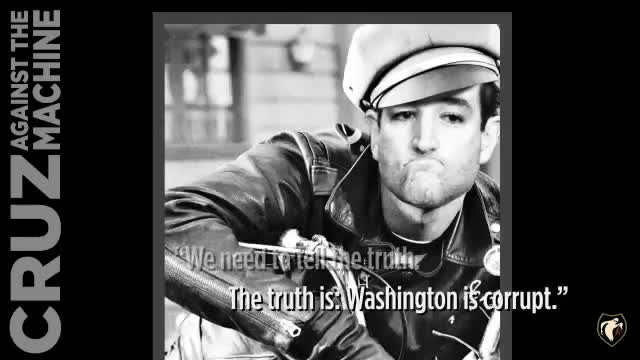 cruz against the machine starring rock star ted cruz queen of