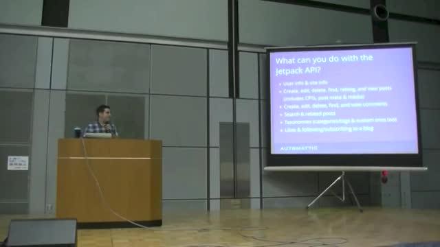 Joey Kudish:【基調講演】アプリケーションプラットフォームとしての WordPress