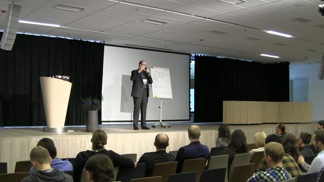 Giedrius Lužinas: Kaip parduoti idėją?