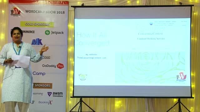 Renjini Narendranath: WordPress For Women Empowerment How WordPress Helped Me As A Content Writer