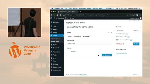 Mauricio Gelves: Haciendo un buen uso de los campos personalizados con ACF