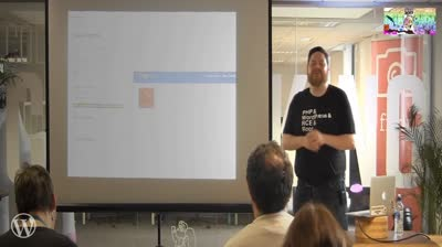 Tim Nash: Don't be scared! Practical WordPress security tips