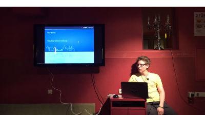 Daniel Schwabe: WordPress Einführungs-Schulung für Redaktionen