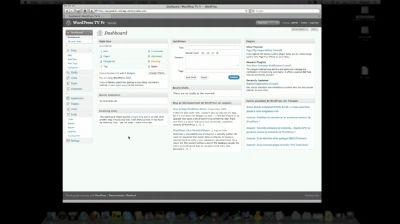 Changer la langue de l'interface WordPress