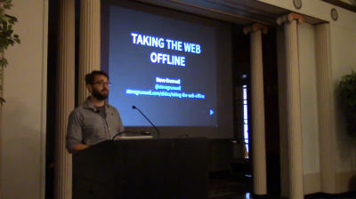 Steve Grunwell: Taking the Web Offline