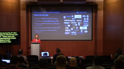 Meagan Ball: Making Everyone Happy: Managing a Large Network of Sites