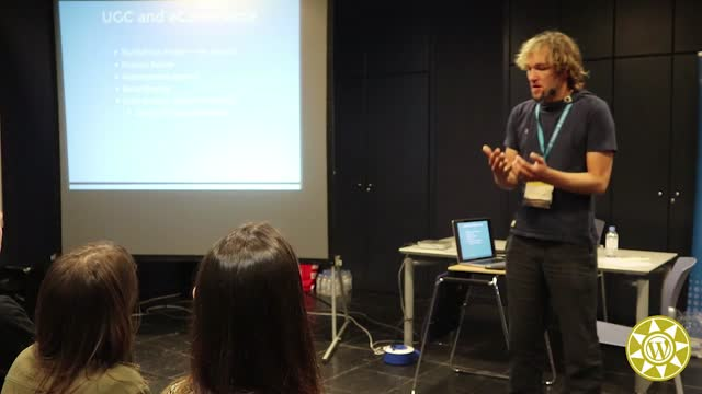 Sven Lehnert: How to create user generated content for WordPress website with BuddyPress