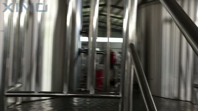 7BBL Stainless Steel System