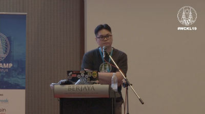 Liew Cheon Fong: Secure Your WordPress Website