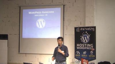 Maurizio Pelizzone: WordPress Hardening – Light Version