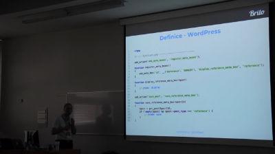 Martin Hlaváč: WordPress Frameworky od Martin Hlaváč