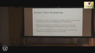 Nakeesha Charles: How To Write for the Web
