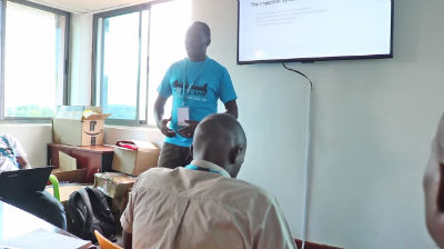 David Okwii: Software Developer Culture