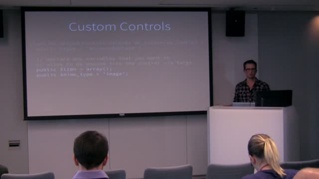 Matt Wiebe: Advanced Customizer Usage