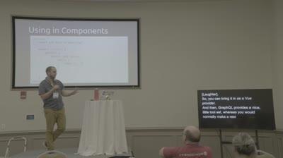 Wesley Eldridge: GraphQL and Vue for WordPress