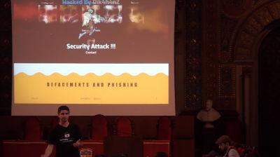 Néstor Angulo de Ugarte: ¿Cómo sé si me han hackeado? Ejemplos y contramedidas