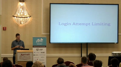 Mark Jaquith: Security For WordPress Users