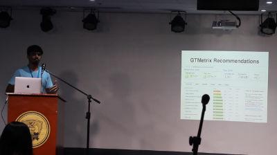 Omkar Bhagat: Optimizing the Speed of your WordPress Site