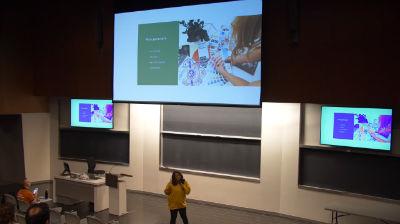 Najomie Cournoyer: Comment je me suis lancée & mon processus de branding