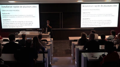 Stéphane D'Astous: La gestion de plusieurs installations WordPress