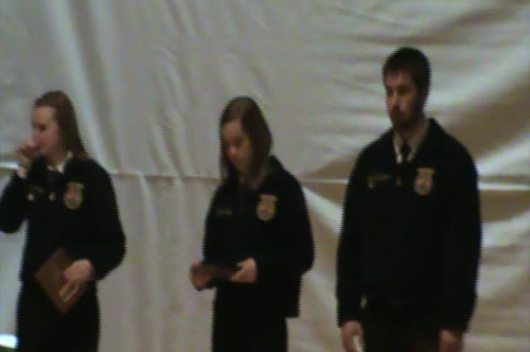 district 1 ffa proficiency awards