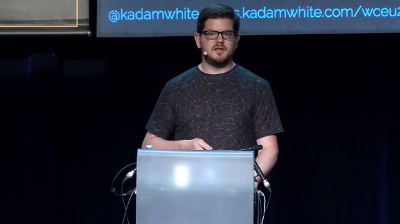 K. Adam White: Data Visualization With The REST API