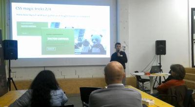 Maurizio Pelizzone: WordPress ed il suo Page Builder (quasi) nativo