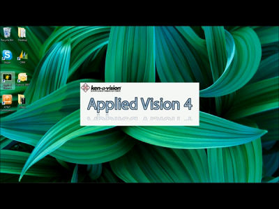 Applied Vision 4 Recording Tool