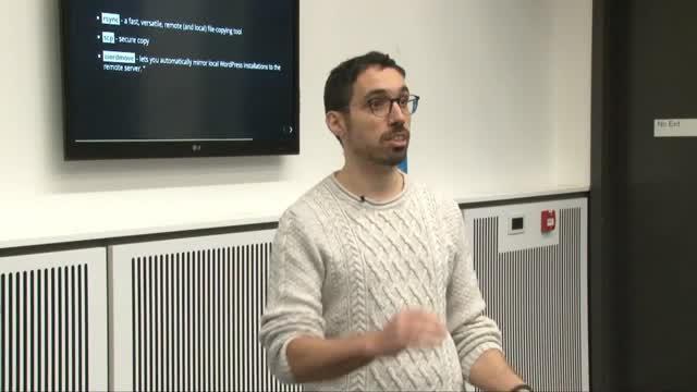 Alejandro Senese: Demystifying SSH