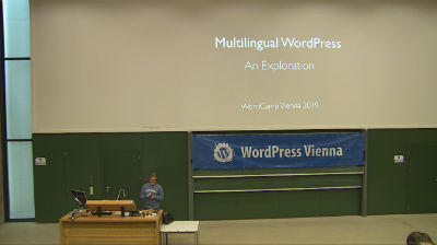 Pascal Birchler: Multilingual WordPress - An Exploration