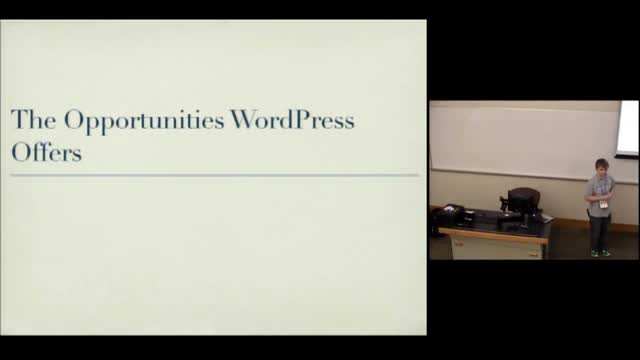 Bryan Nelson: How WordPress Facilitates Collaboration