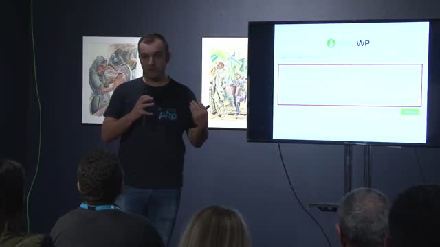 Jesús Amieiro Becerra: Administrar un gran número de sitios WordPress
