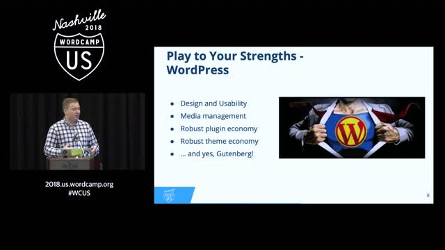 Chris Teitzel: WordPress from a Drupal Perspective