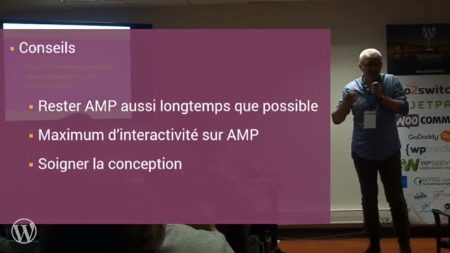 Yannick Gaultier: Accelerated Mobile Pages (AMP) Sur WordPress