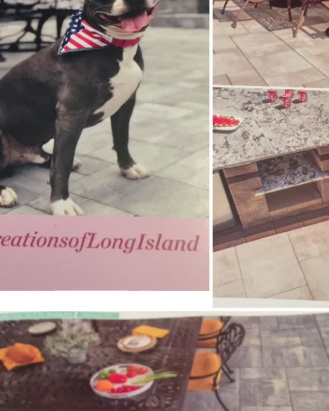 2019 Cambridge Paver Catalog featuring Stone Creations of Long