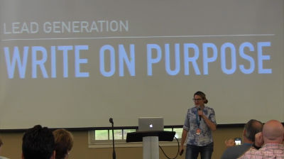 Carrie Dils: Lead Generation: How Does Writing/Blogging Get You The Kinds of Leads You Want