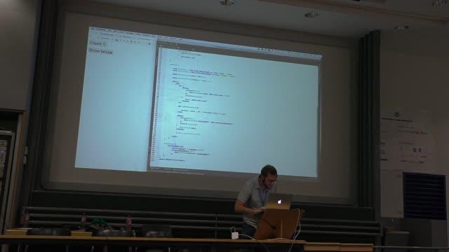 Paul Vincent Beigang: WordPress mit React – Mehr als eine Zweckehe?!