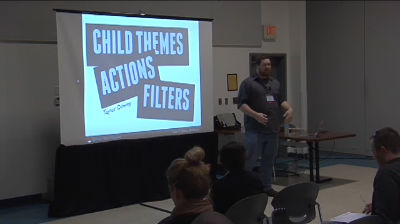 Taylor Dewey: Child Themes, Hooks and Filters
