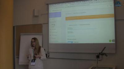 Alena Belousova: Best Practices for my First Website