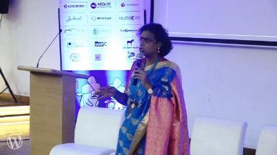 Shree Gauri Sawant: LGBT Pride on WordPress