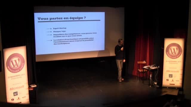 Francis Chouquet : L'art (difficile) de vendre des thèmes WordPress