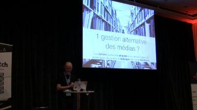 Mathieu Viet: Une gestion alternative des médias