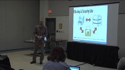 Jeffrey Zinn: Backup & Security Lite