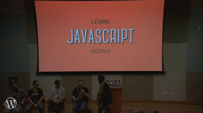 Panel Discussion: JavaScript QandA