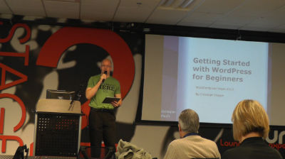Christoph Trappe: Getting Started With WordPress For Beginners
