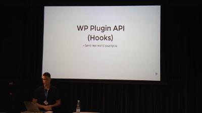 Patrick Holberg Hesselberg: WP Plugin API (Hooks) samt real world examples